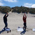 yoga op ameland 7