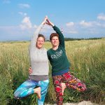 yoga op Ameland